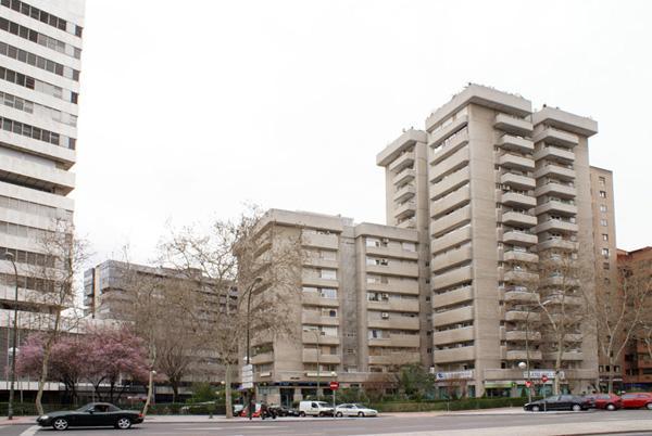 Fachada - Despacho en alquiler en calle Pensamiento, Castillejos en Madrid - 78628346