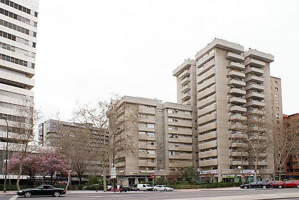 Fachada - Despacho en alquiler en calle Pensamiento, Castillejos en Madrid - 125301877