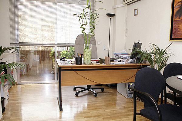 Detalles - Despacho en alquiler en calle Pensamiento, Castillejos en Madrid - 125301883