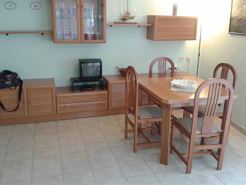 Comedor - Apartamento en alquiler en calle Palmera, Sant Antoni de Calonge - 169625214