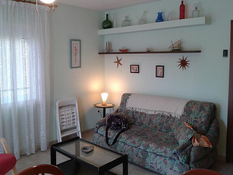 Salón - Apartamento en alquiler en calle Palmera, Sant Antoni de Calonge - 169625417