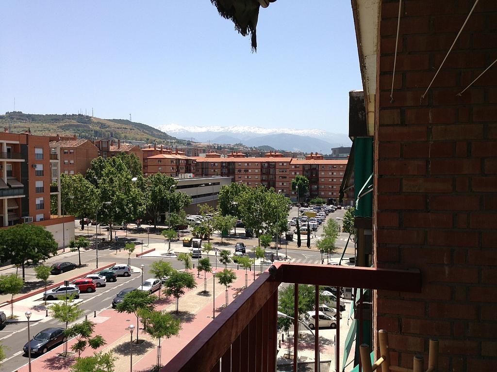 Vistas - Piso en alquiler en plaza Poeta Juan Boscan, Norte en Granada - 300510914
