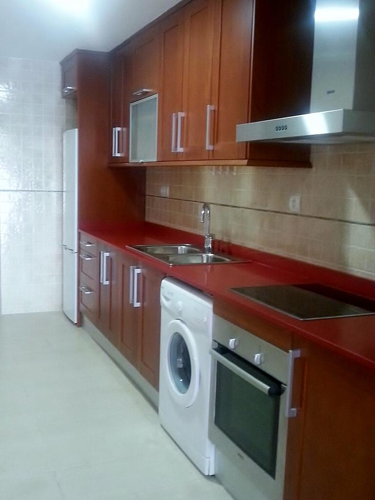 Cocina - Apartamento en alquiler en calle Union, Garraf ii en Castelldefels - 259289839