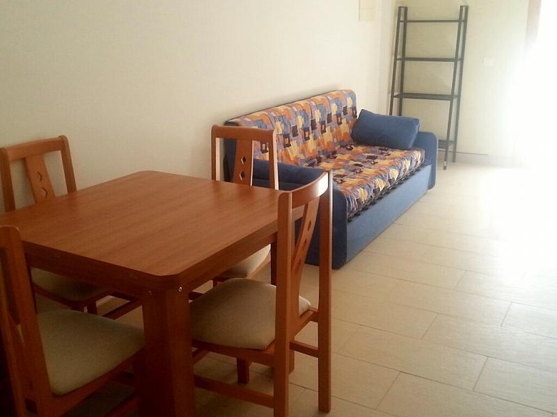 Comedor - Apartamento en alquiler en calle Union, Garraf ii en Castelldefels - 259289844