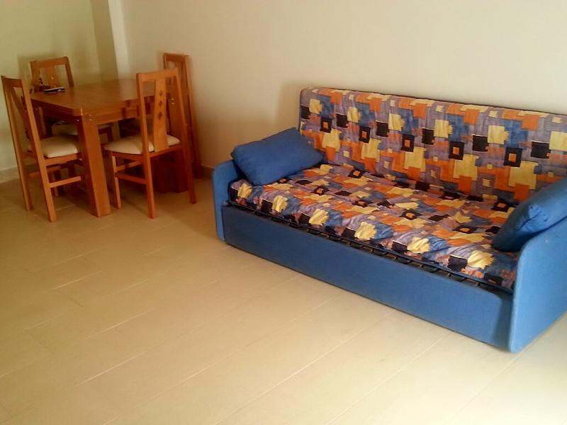 Comedor - Apartamento en alquiler en calle Union, Garraf ii en Castelldefels - 259289849