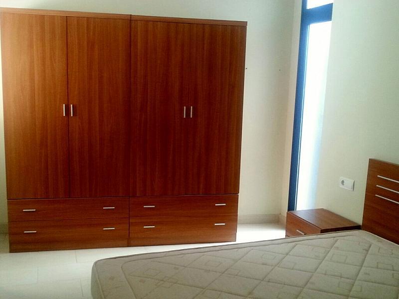 Dormitorio - Apartamento en alquiler en calle Union, Garraf ii en Castelldefels - 259289856