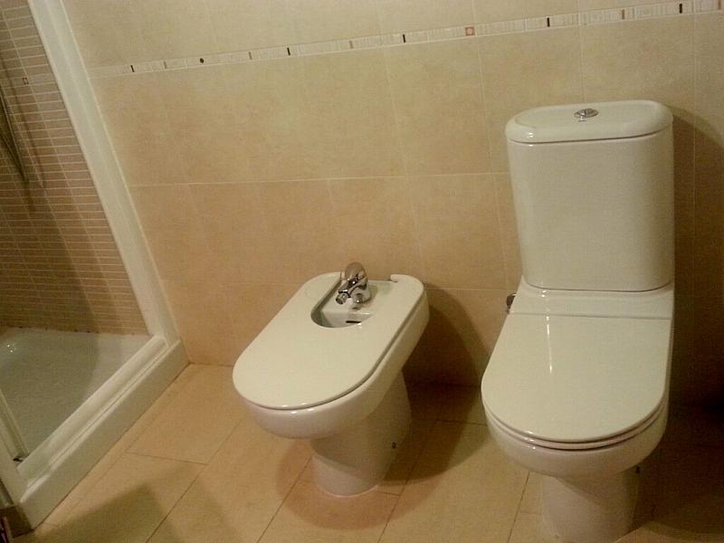 Baño - Apartamento en alquiler en calle Union, Garraf ii en Castelldefels - 259289889