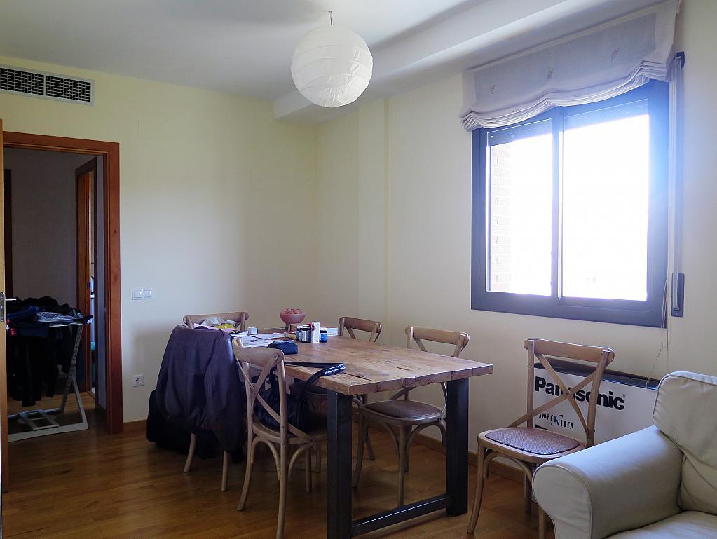 Comedor - Dúplex en alquiler en calle Otero Pedrayo, Els canyars en Castelldefels - 325831532