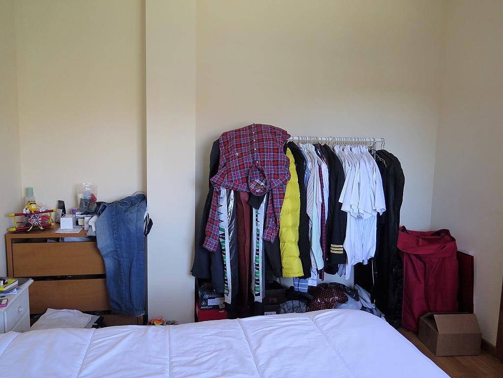 Dormitorio - Dúplex en alquiler en calle Otero Pedrayo, Els canyars en Castelldefels - 325831579