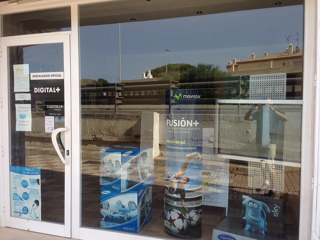 Fachada - Local comercial en alquiler en barrio Pueblo Platero Bloque, Marbella Este en Marbella - 318479289