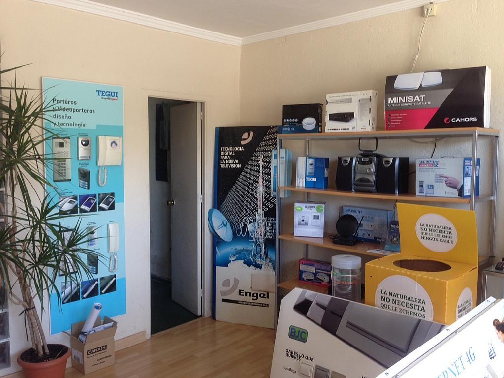 Detalles - Local comercial en alquiler en barrio Pueblo Platero Bloque, Marbella Este en Marbella - 318479348