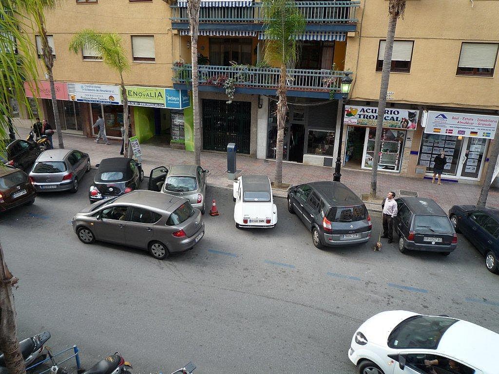 Fachada - Local comercial en alquiler en plaza Madrid, Almuñecar en Almuñécar - 327650845