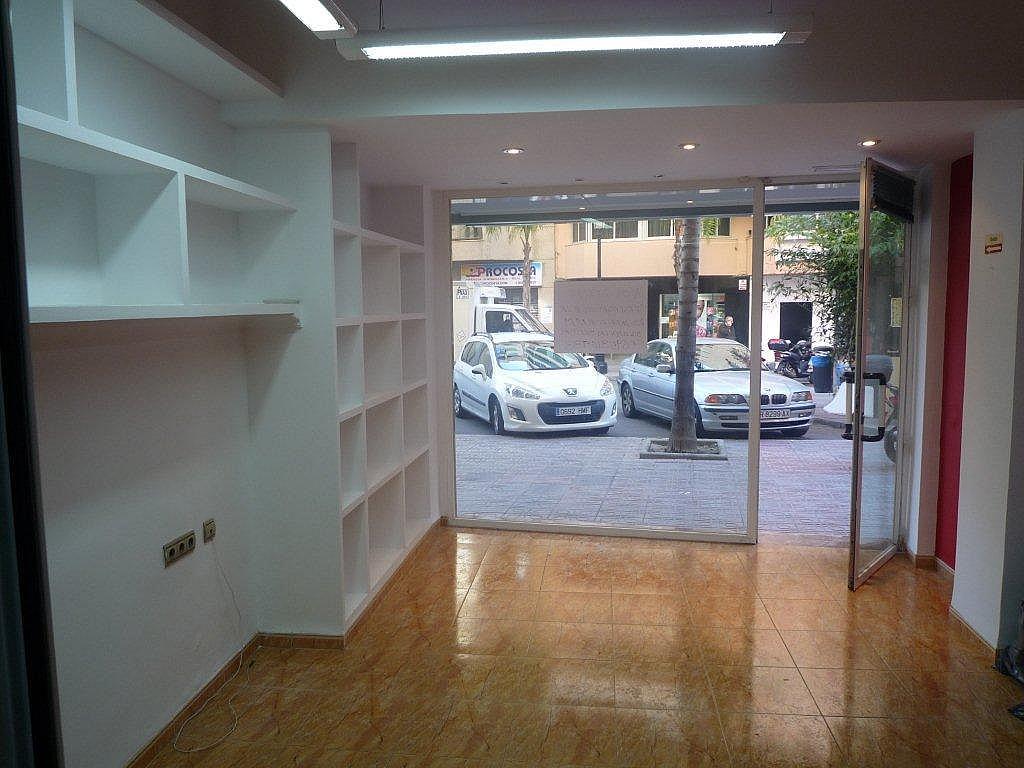 Vistas - Local comercial en alquiler en plaza Madrid, Almuñecar en Almuñécar - 327650848