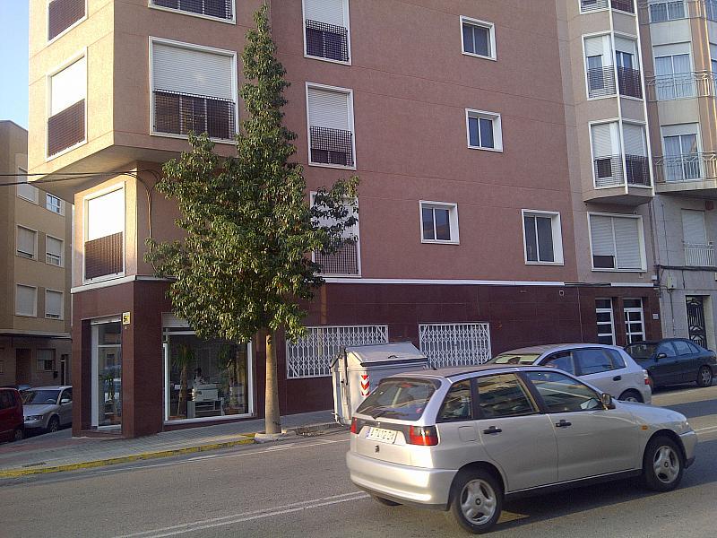 Fachada - Local comercial en alquiler en calle Victoria Kent, Carrús en Elche/Elx - 256892276