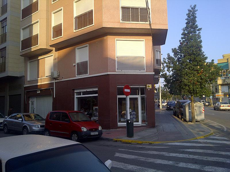 Fachada - Local comercial en alquiler en calle Victoria Kent, Carrús en Elche/Elx - 256892285