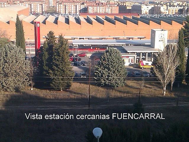 Vistas - Oficina en alquiler en calle Cantonio de Cabezon, Tres Olivos-Valverde en Madrid - 160654807
