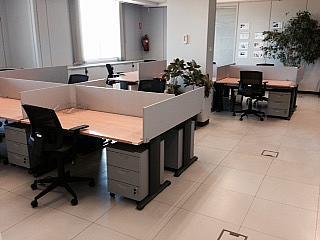 Detalles - Oficina en alquiler en calle Cantonio de Cabezon, Tres Olivos-Valverde en Madrid - 200665180