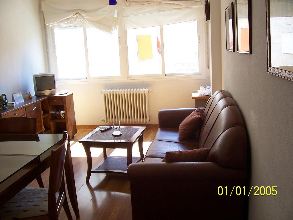 Comedor - Apartamento en alquiler en calle Concepcion Arenal, Ciudad Real - 374495728