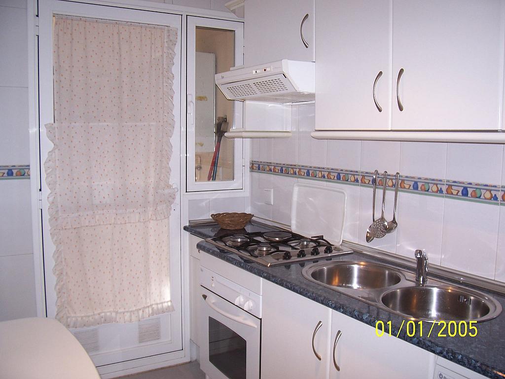 Cocina - Apartamento en alquiler en calle Concepcion Arenal, Ciudad Real - 374495731
