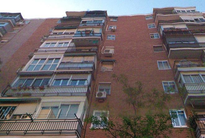 Fachada - Piso en venta en calle Fray José Cerdeiriña, Aluche en Madrid - 126891363