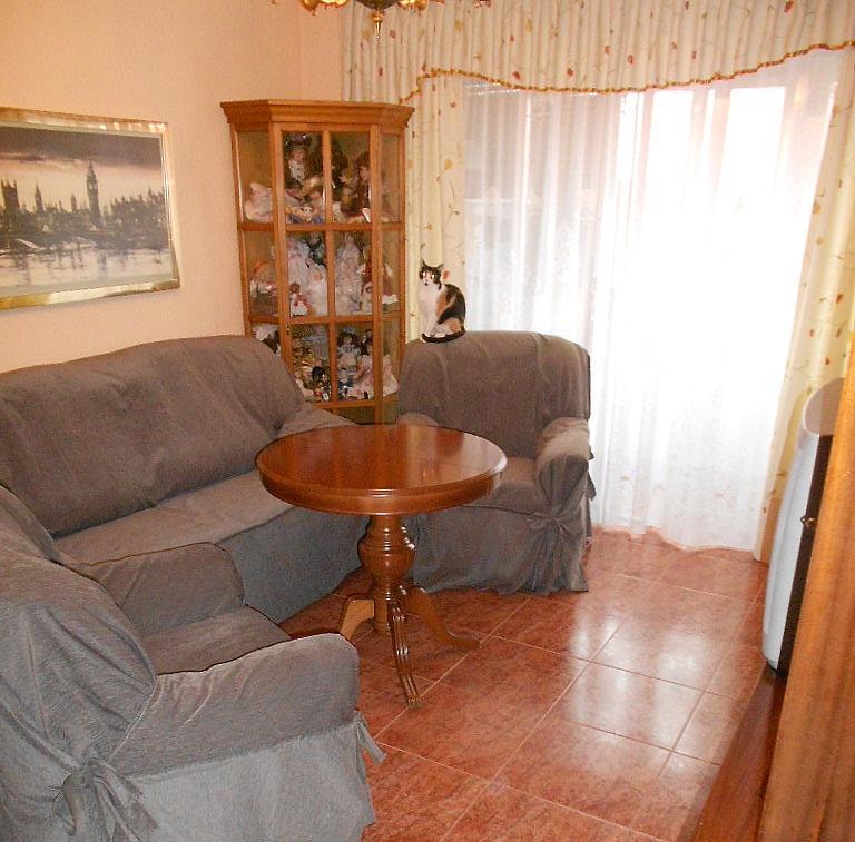 Salón - Piso en venta en calle Fray José Cerdeiriña, Aluche en Madrid - 126891364