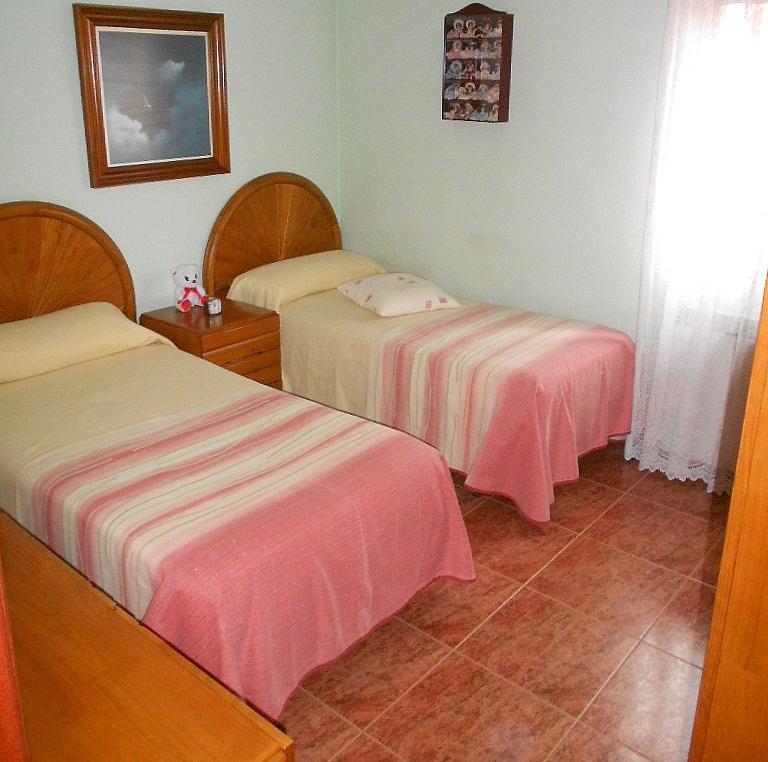 Dormitorio - Piso en venta en calle Fray José Cerdeiriña, Aluche en Madrid - 126891366