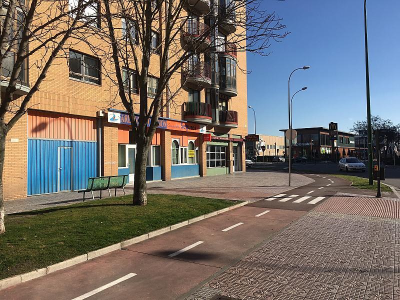 Fachada - Local comercial en alquiler en calle Esteban Saez Alvarado, Burgos - 239840234