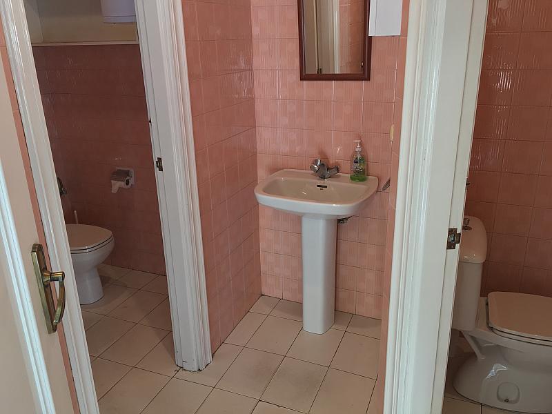 Baño - Local comercial en alquiler en calle Esteban Saez Alvarado, Burgos - 239840236