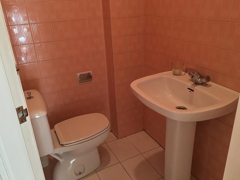 Baño - Local comercial en alquiler en calle Esteban Saez Alvarado, Burgos - 239840239