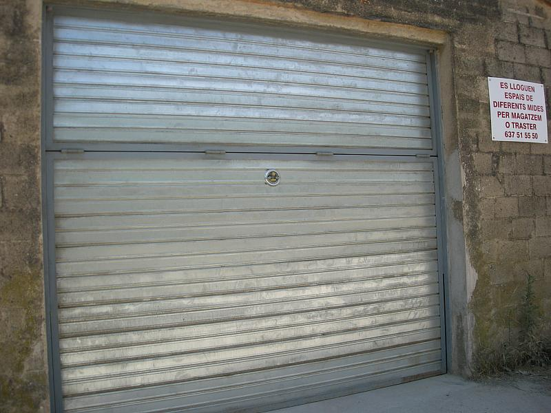 Fachada - Almacén en alquiler en carretera Cànoves, Franqueses del Vallès, les - 130628312