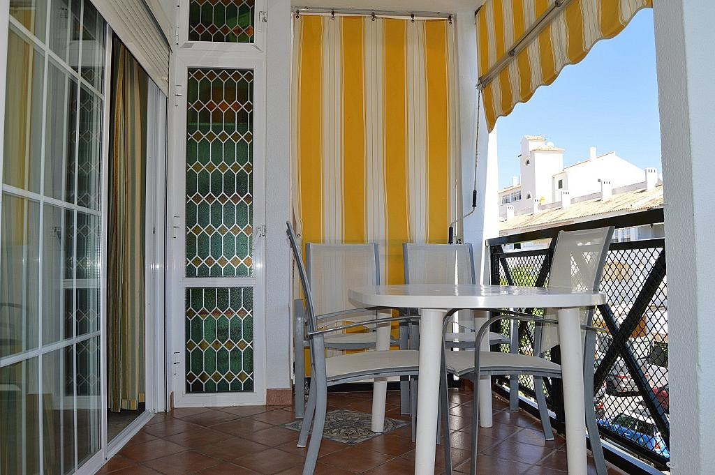 Terraza - Piso en alquiler en calle Rezon, Portil,El - 322041145