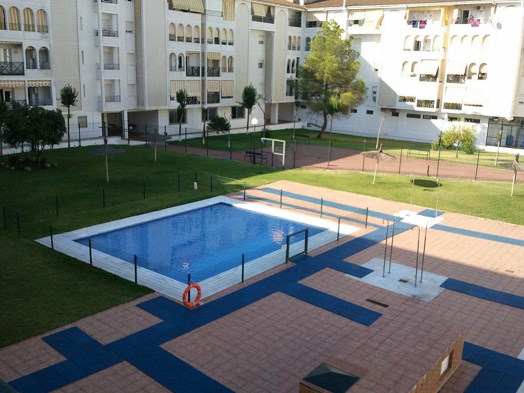 Jardín - Piso en alquiler en calle Rezon, Portil,El - 322041775
