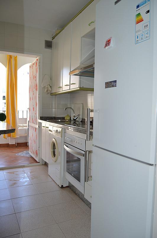 Cocina - Piso en alquiler en calle Rezon, Portil,El - 322042002
