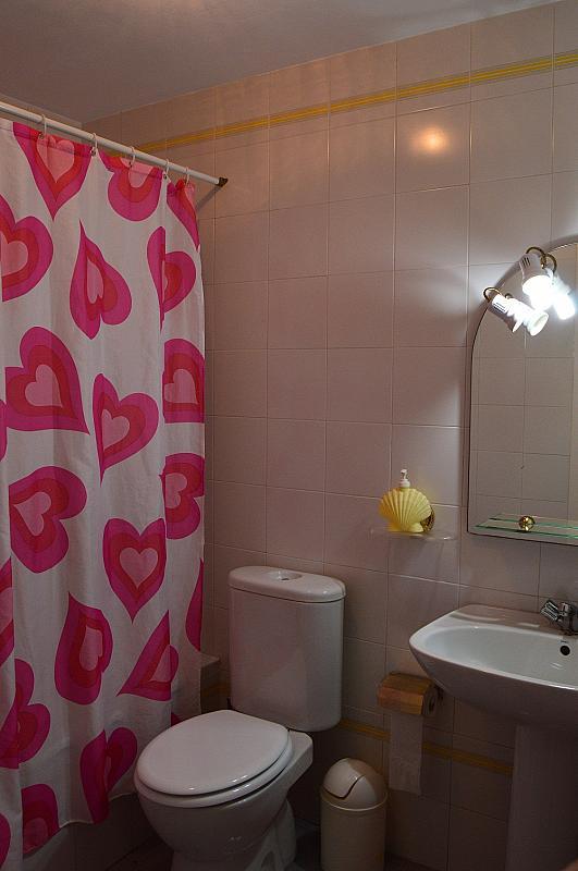Baño - Piso en alquiler en calle Rezon, Portil,El - 322042032