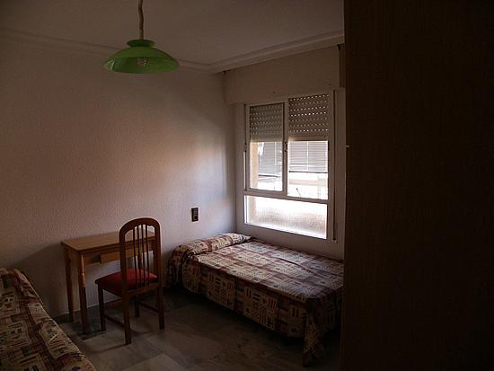Dormitorio - Piso a compartir en calle Cabo de Gata, Ciudad Jardin en Almería - 194594779