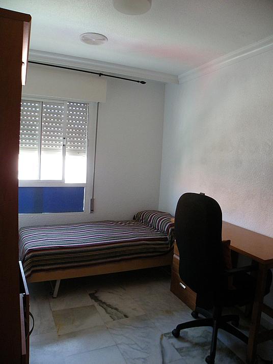 Dormitorio - Piso a compartir en calle Cabo de Gata, Ciudad Jardin en Almería - 194594783
