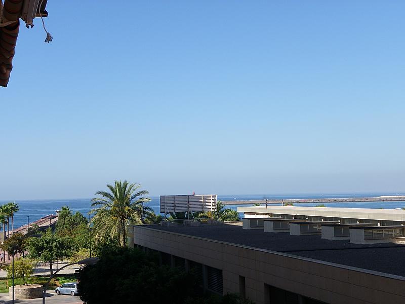 Vistas - Piso a compartir en calle Cabo de Gata, Ciudad Jardin en Almería - 194594860