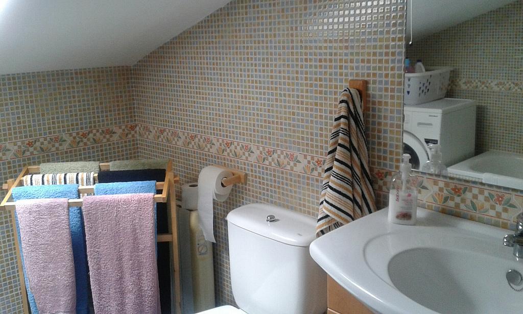 Baño - Casa rural en alquiler en calle Río, Robledo de Chavela - 300957433