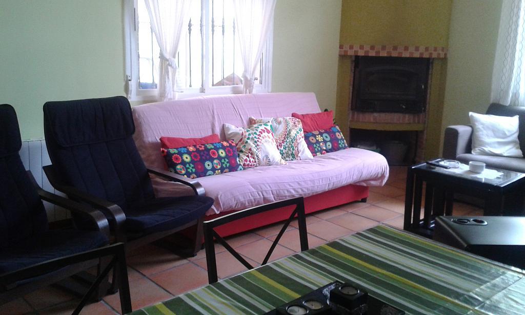 Salón - Casa rural en alquiler en calle Río, Robledo de Chavela - 300957443