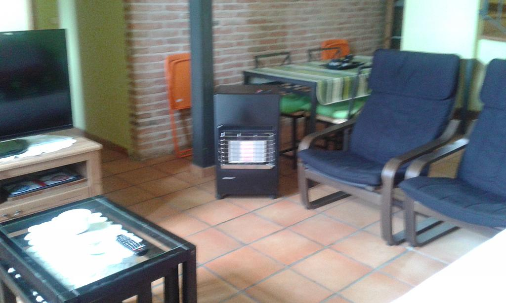 Salón - Casa rural en alquiler en calle Río, Robledo de Chavela - 300957460