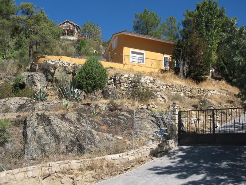 Vistas - Casa rural en alquiler en calle Río, Robledo de Chavela - 62190536