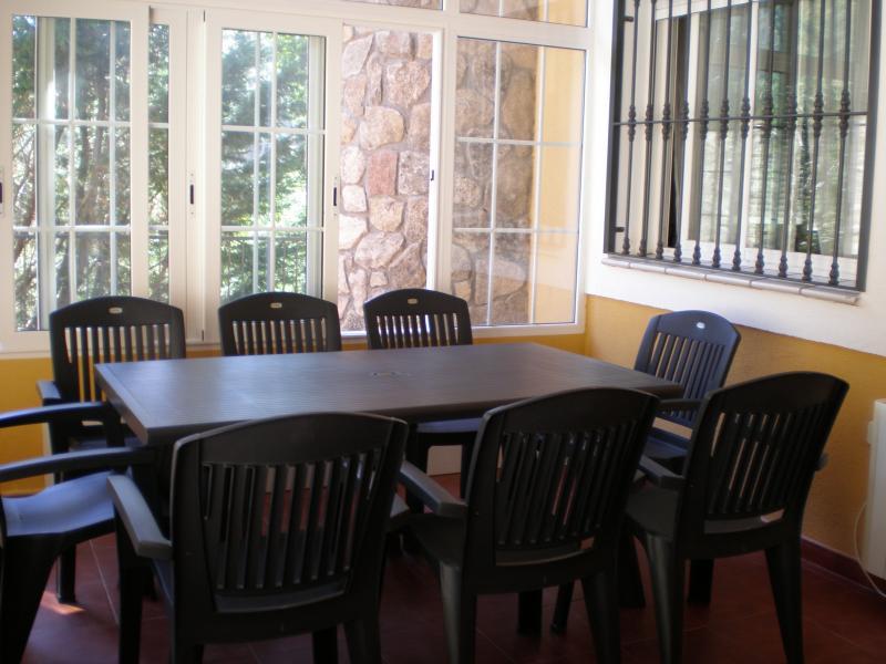 Porche - Casa rural en alquiler en calle Río, Robledo de Chavela - 62190653