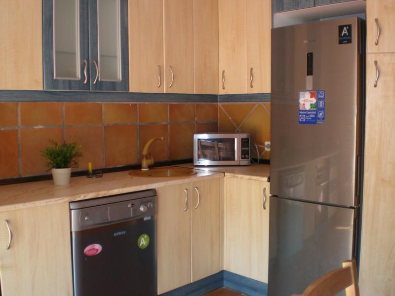 Cocina - Casa rural en alquiler en calle Río, Robledo de Chavela - 62191132