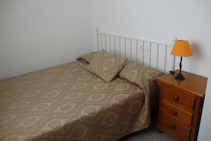 Dormitorio - Apartamento en alquiler de temporada en calle Gran Canaria, Los Boliches en Fuengirola - 126637686