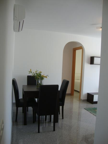 Comedor - Apartamento en alquiler de temporada en calle Gran Canaria, Los Boliches en Fuengirola - 69928025