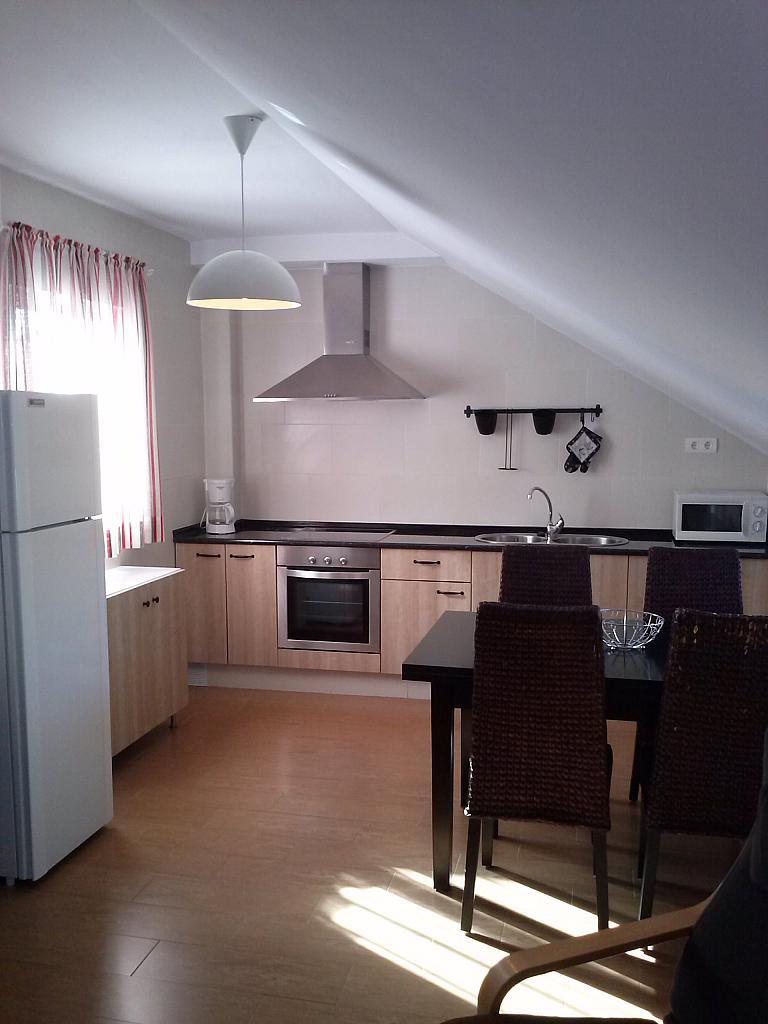 Cocina - Ático en alquiler de temporada en calle Gran Canaria, Los Boliches en Fuengirola - 164533600