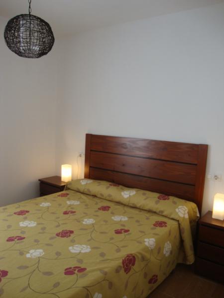 Dormitorio - Ático en alquiler de temporada en calle Gran Canaria, Los Boliches en Fuengirola - 70089716