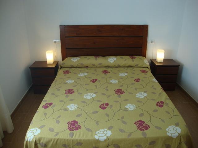 Dormitorio - Ático en alquiler de temporada en calle Gran Canaria, Los Boliches en Fuengirola - 70089718