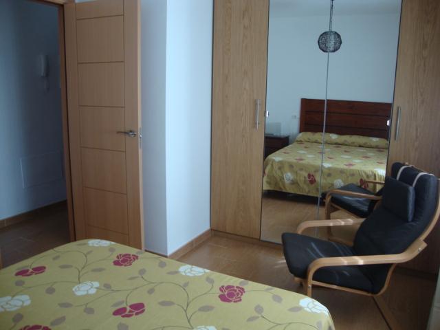 Dormitorio - Ático en alquiler de temporada en calle Gran Canaria, Los Boliches en Fuengirola - 70089721