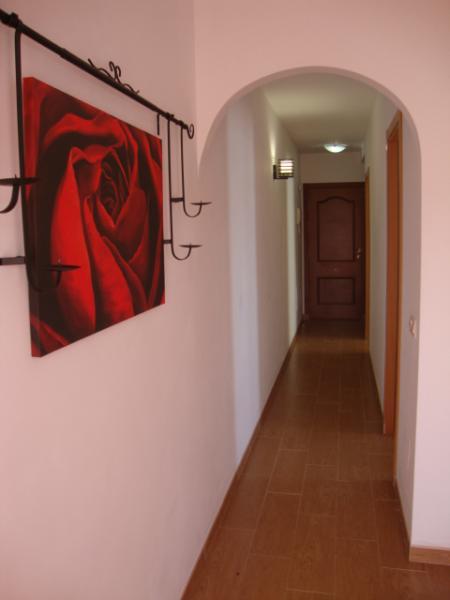Pasillo - Ático en alquiler de temporada en calle Gran Canaria, Los Boliches en Fuengirola - 70089725